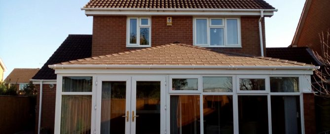 Conservatory Roof Northamptonshire