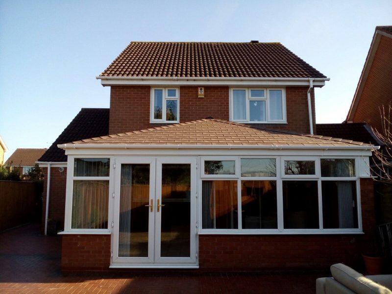Conservatory Roof Northamptonshire